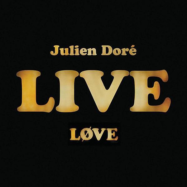 Julien Dore-Love Live (CD+DVD)_600