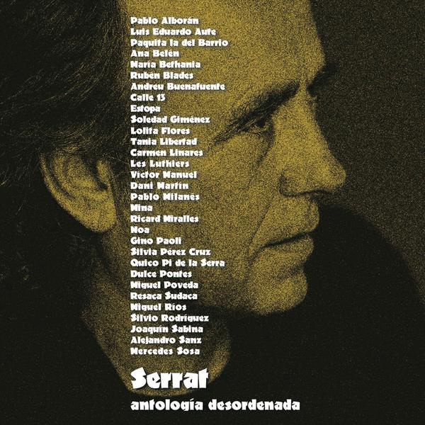Joan Manuel Serrat-Antología Desordenada 4CD_600