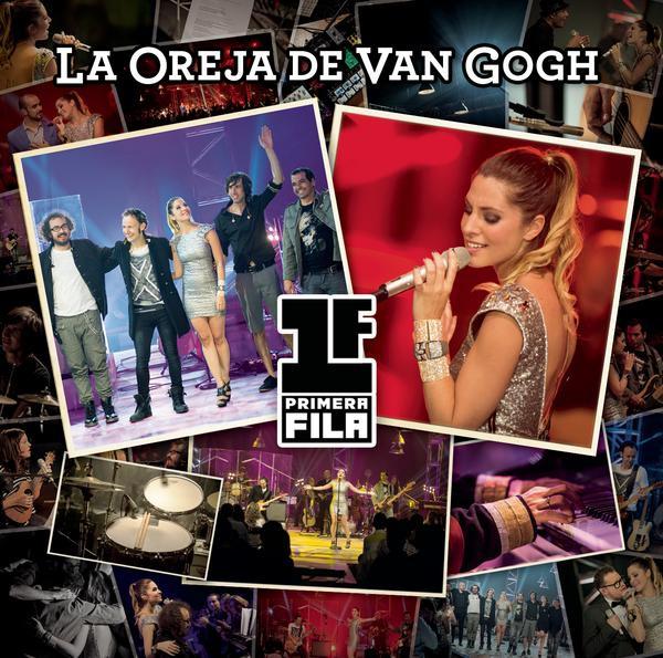 La Oreja de Van Gogh-Primera Fila CD+DVD_600