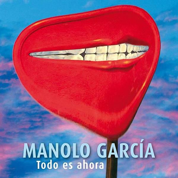 Manolo Garcia-Todo Es Ahora(2CD)