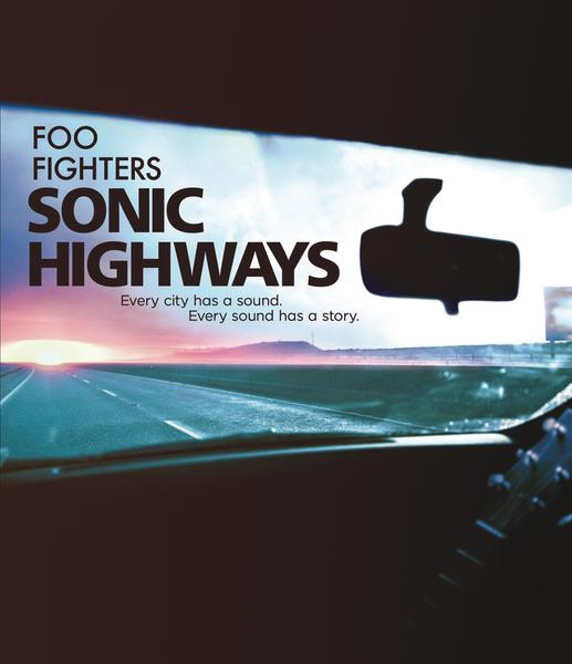 Foo Fighters:Sonic Highways Blu-ray