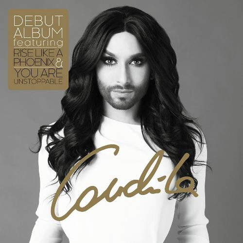 Conchita Wurst-Conchita Limited Digipack Edition500