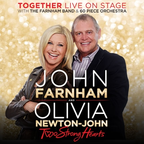 John Farnham And Olivia Newton-John-Two Strong Hearts Live
