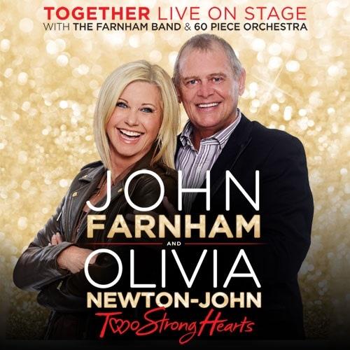 John Farnham And Olivia Newton-John-Two Strong Hearts Live