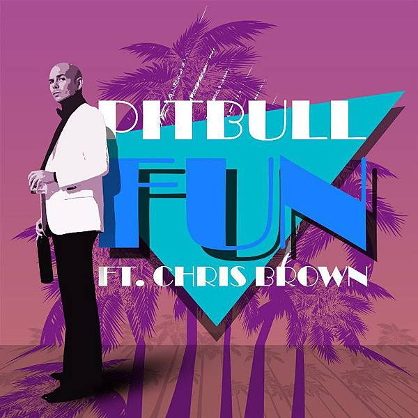Pitbull Chris Brown_800