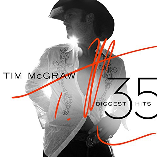 Tim McGraw-35 Greatest Hits