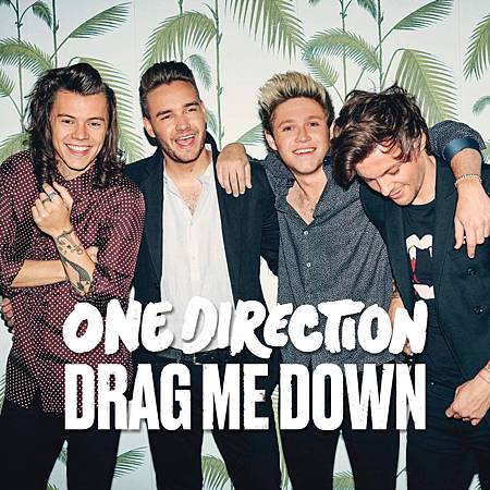 One Direction-Drag Me Down