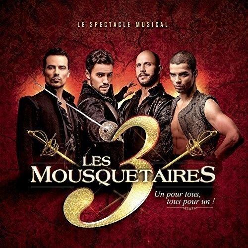 Various-Les Mousquetaires.jpg