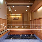 日式木建築