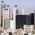Shiodome_Skyscrapers
