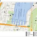 Circular Quay map