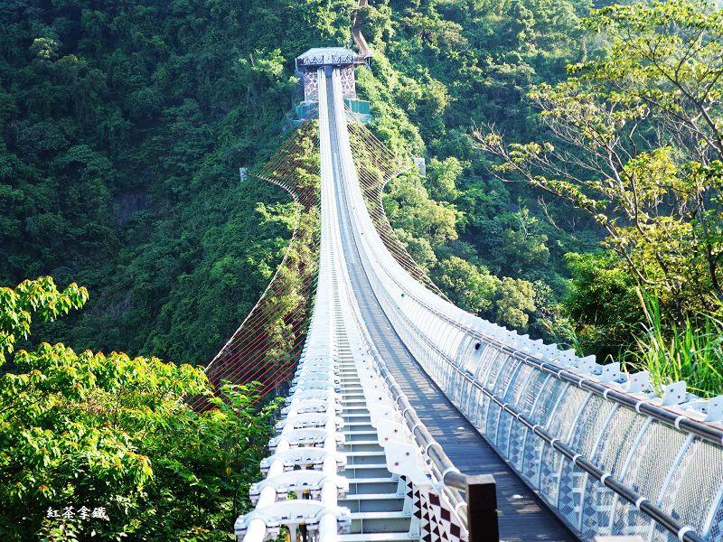 『屏東遊記』山川琉璃吊橋。瑪家鄉。原住民文化園區