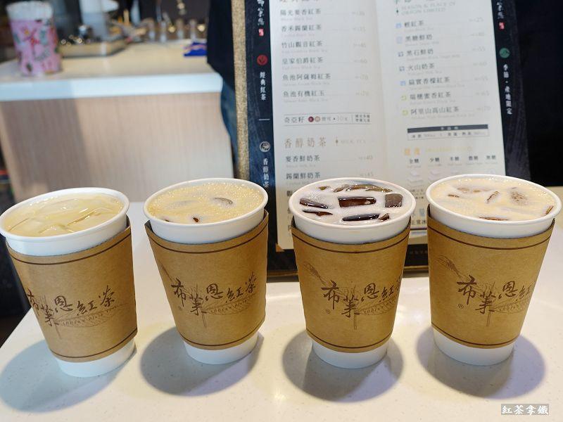『台南飲料』布萊恩紅茶/台南人氣紅茶/台南崇德店