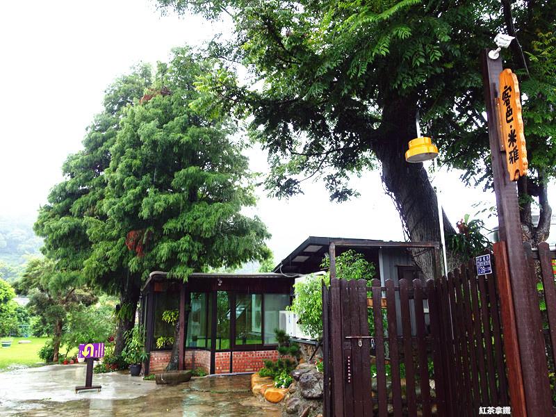 【新竹新埔美食】客色·米雅 Mill Café.田園景觀.中式簡餐.下午茶