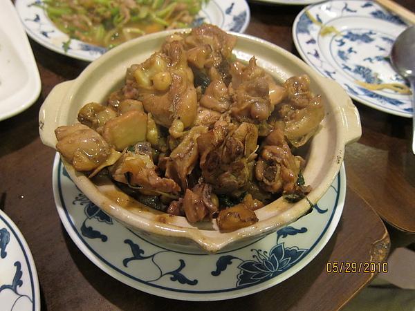北港台菜- 布子雞.JPG