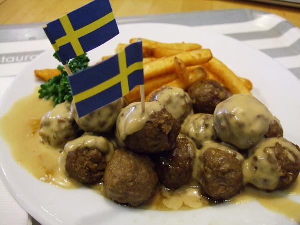 IKEA餐廳---新莊店