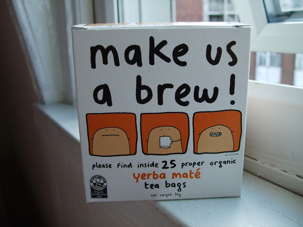 make us a brew!