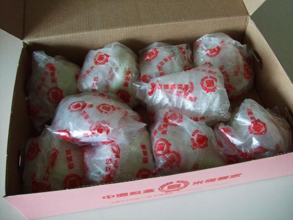 中壢劉媽媽菜包店