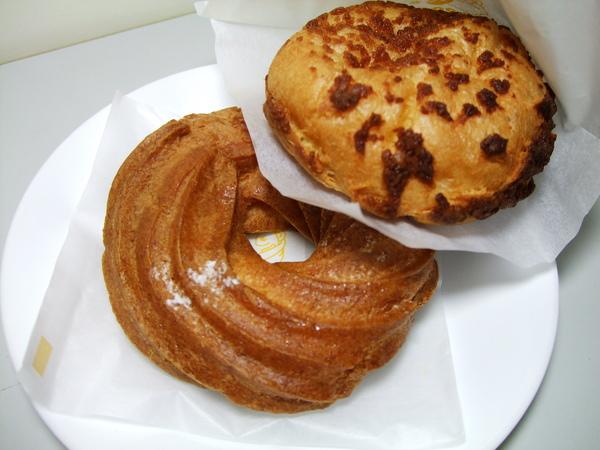 Beard Papa---法式甜圈