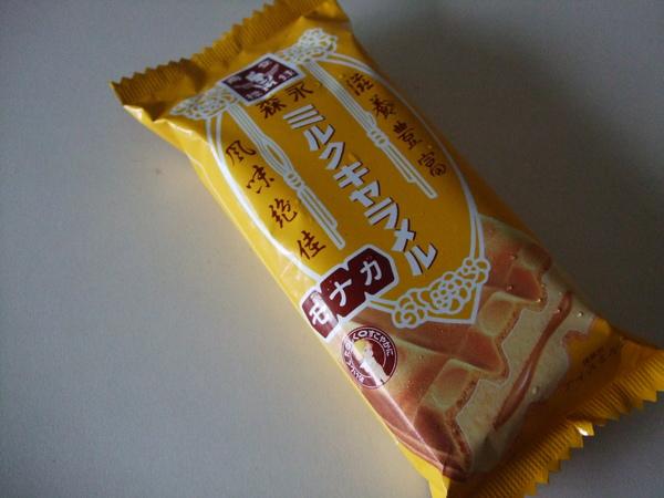 森永牛奶糖雪派