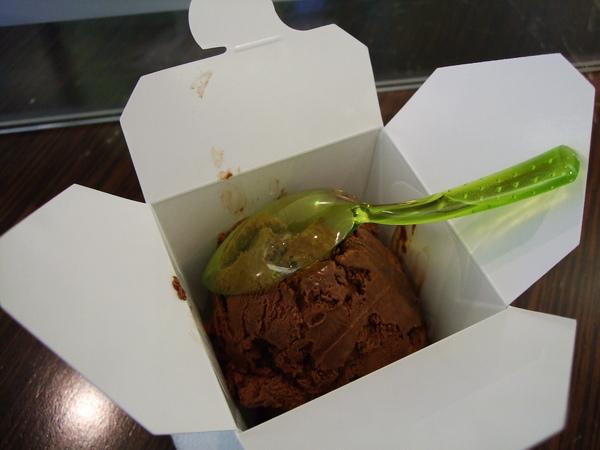 awfully chocolate 黑冰淇淋