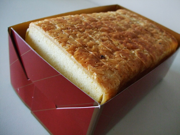 延平北路---加福奇士蛋糕