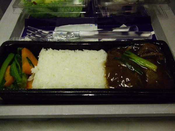 荷航飛機餐