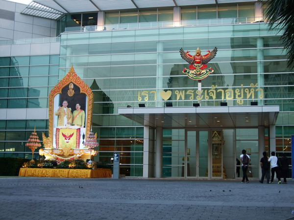 曼谷免稅商店---KING POWER內Ramayana Restaurant自助餐
