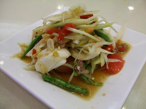 方便平價的泰式料理餐廳---Yum Saap 笑臉餐廳