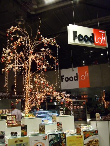 [曼谷]ZEN World百貨公司---Food Loft美食街