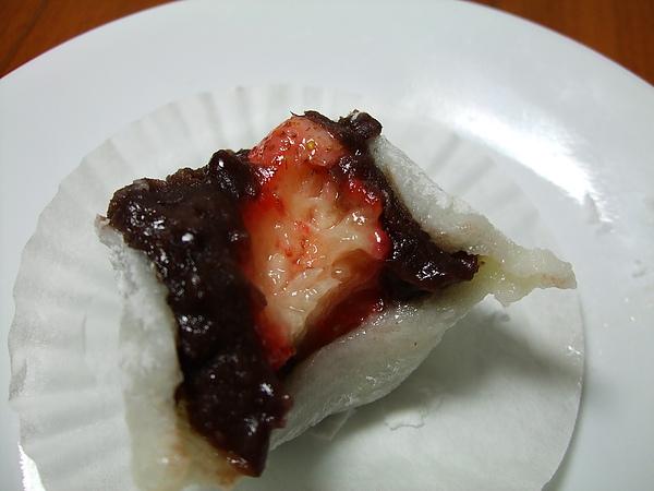 天母---三明堂和果子草莓大福