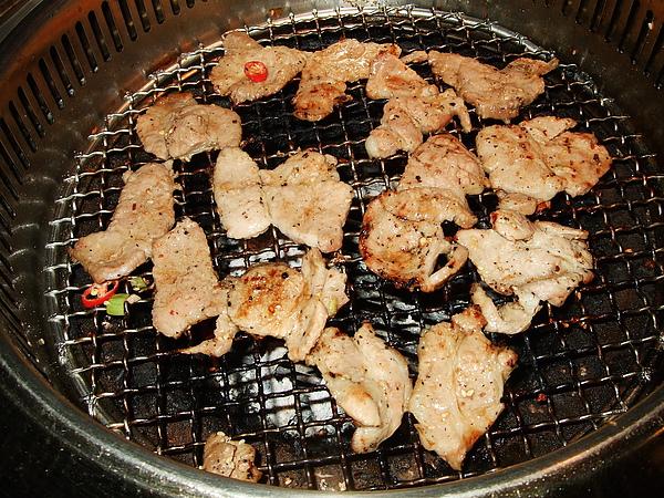長壽韓國料理