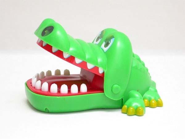 Crococile Bite
