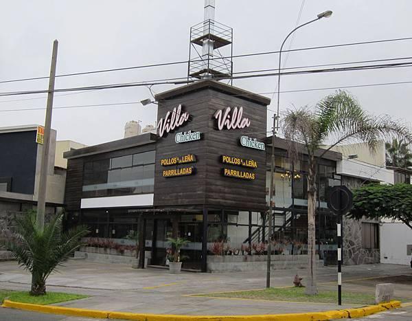 villa chicken d