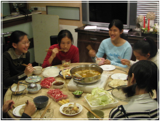 20071229 同學來訪 02