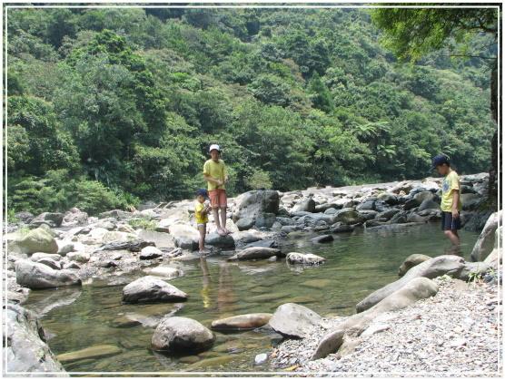 20070724  坪林戲水    55