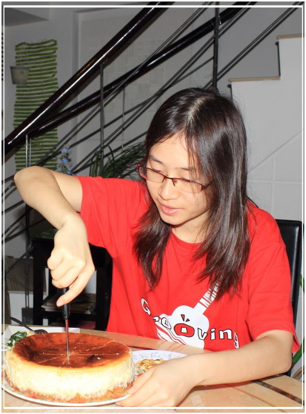 20140320 妹妹烤蛋糕 06