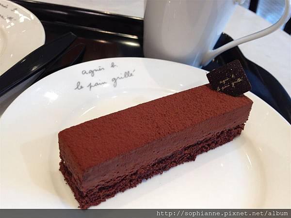 覆盆子巧克力蛋糕 (Large)
