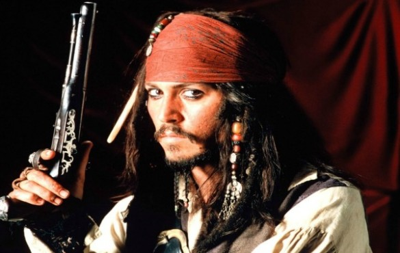 Johnny-Depp-in-Pirates-of-the-Caribbean-585x370