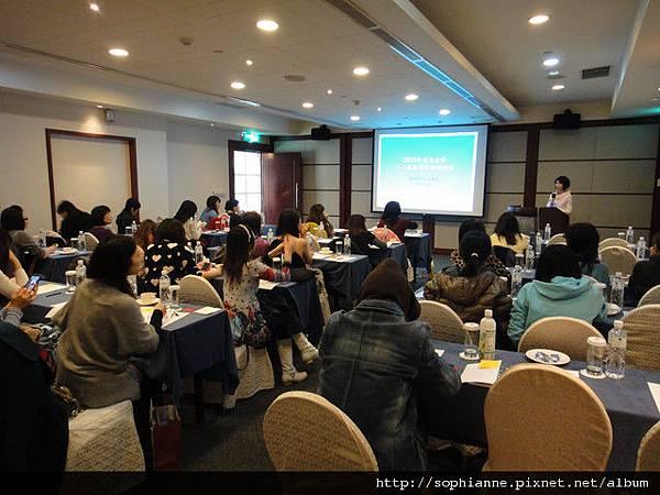 2012年運勢預測活動 - 12月3日 台北亞太會館 (1)