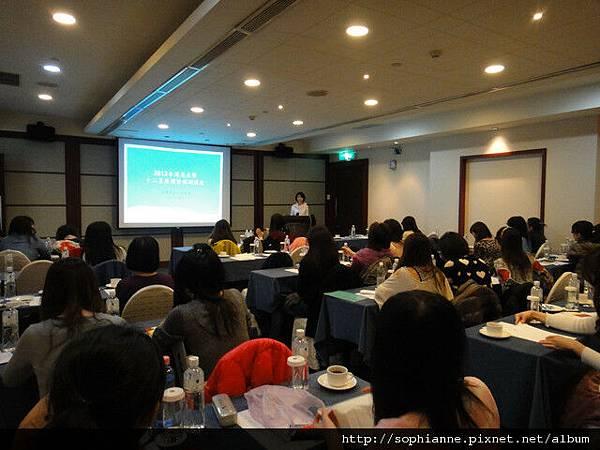 2012年運勢預測活動 - 12月3日 台北亞太會館 (3)