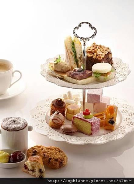 一禮莊園英式下午茶吃到飽