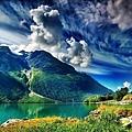 行到水窮處,坐看雲起時