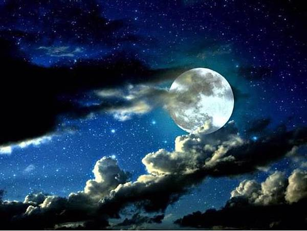 守得雲開見月明