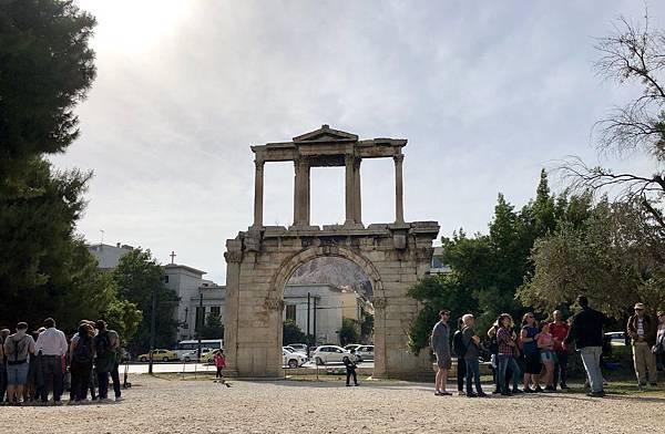 哈德良拱門(Hadrian%5Cs Arch)