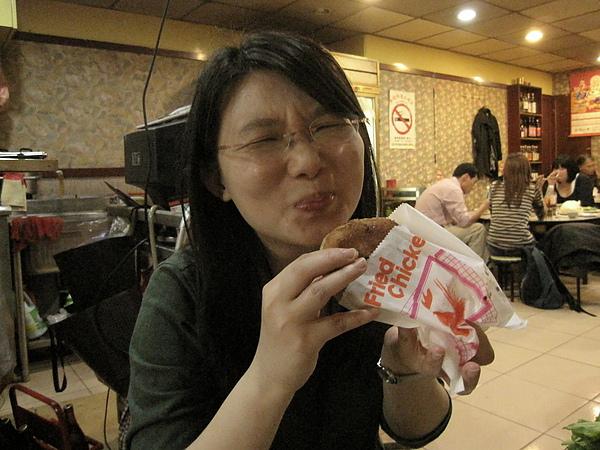 霸味薑母鴨&Hielo Frozen Yogurt 016.JPG
