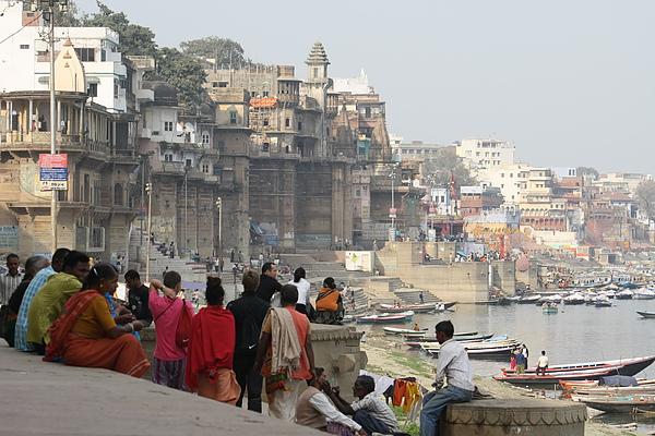 2011印度。瓦拉那西