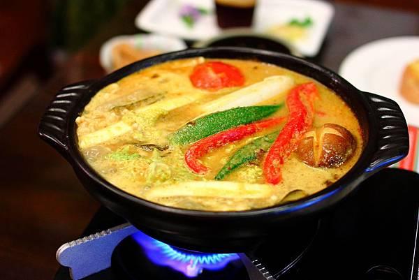泰式椰汁鍋