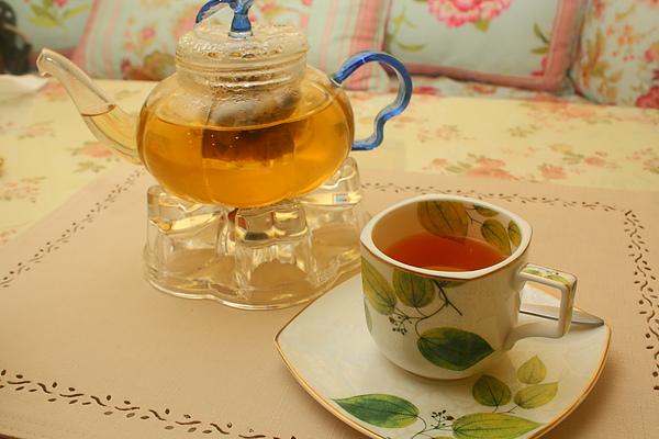 花草茶:清秀佳人