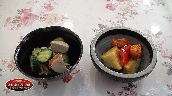 風味套餐小菜